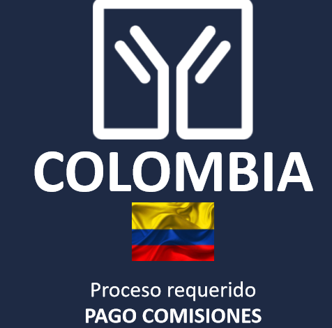 comisiones colombia